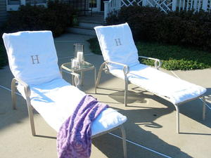 DIY Towel Slipcovers
