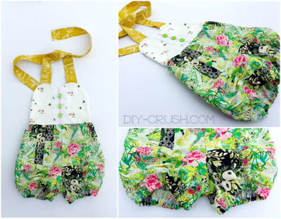 Fiji Sunsuit Pattern