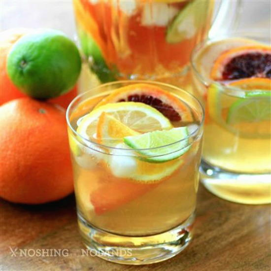 Citrus Sangria | RecipeLion.com