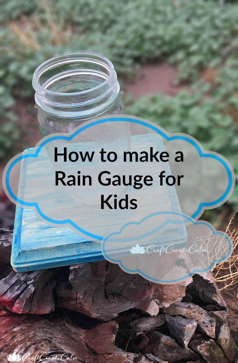 how to make a rain gauge. Black Bedroom Furniture Sets. Home Design Ideas