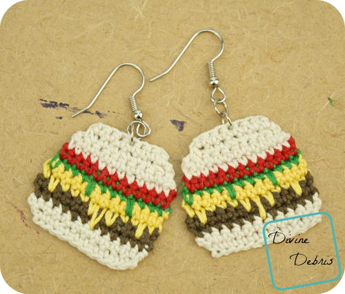 Anna Burger Earrings