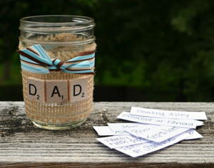 Father's Day Activity Jar