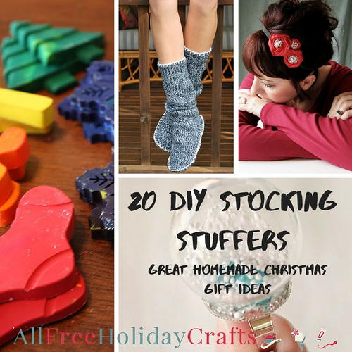 20 diy stocking stuffers great homemade christmas gift ideas 20 diy stocking stuffers great homemade christmas gift ideas solutioingenieria Choice Image