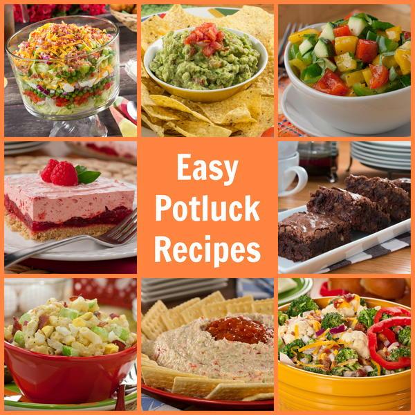Easy healthy cheap potluck recipes