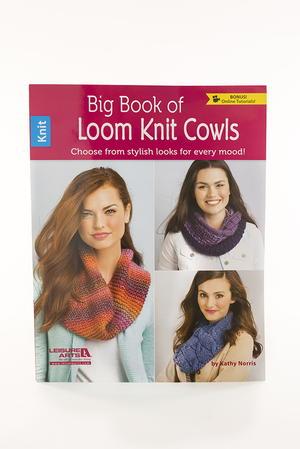 Big Book Of Loom Knit Cowls Allfreeknitting