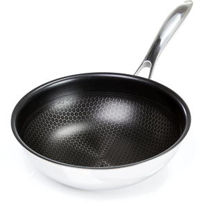 Black Cube Stainless Steel Chef's Pan Giveaway