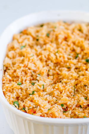 Authentic Easy Mexican Rice