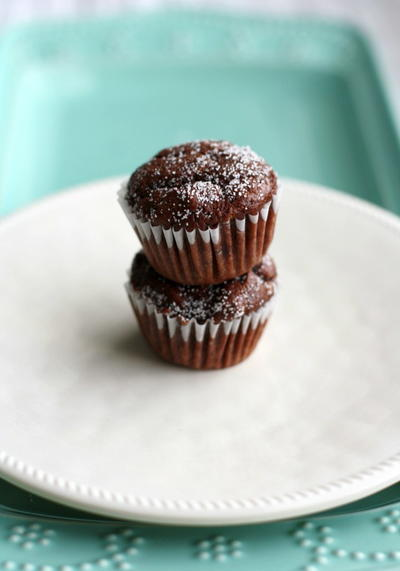 Chocolate Coconut Muffins Recipe