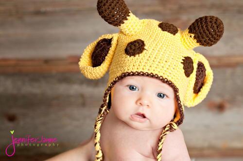 Giraffe Crochet Baby Hat Pattern  2534d400f6d