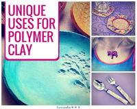 9 Unique Uses for Polymer Clay