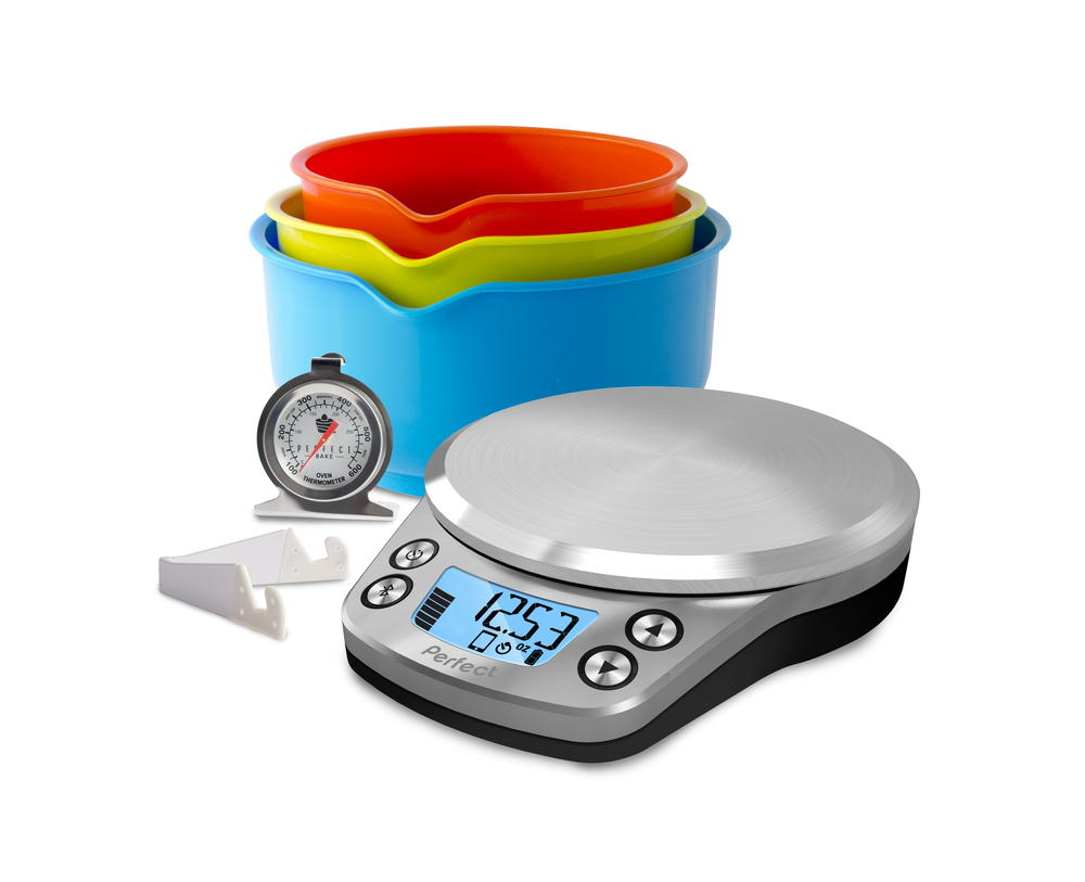 the perfect bake smart scale review