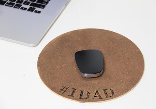 Fathers Day Engraved Mousepad