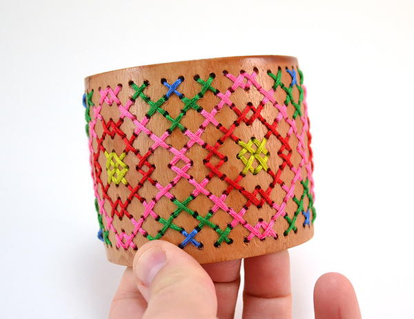 Dutch Fields DIY Cuff