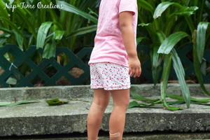 Summer Kids' DIY Shorts