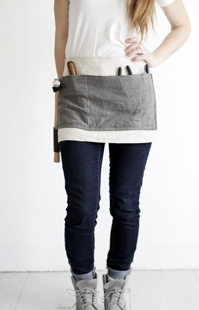 Working Girl Easy Apron
