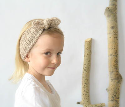 Naturally Chic and Breezy Headband