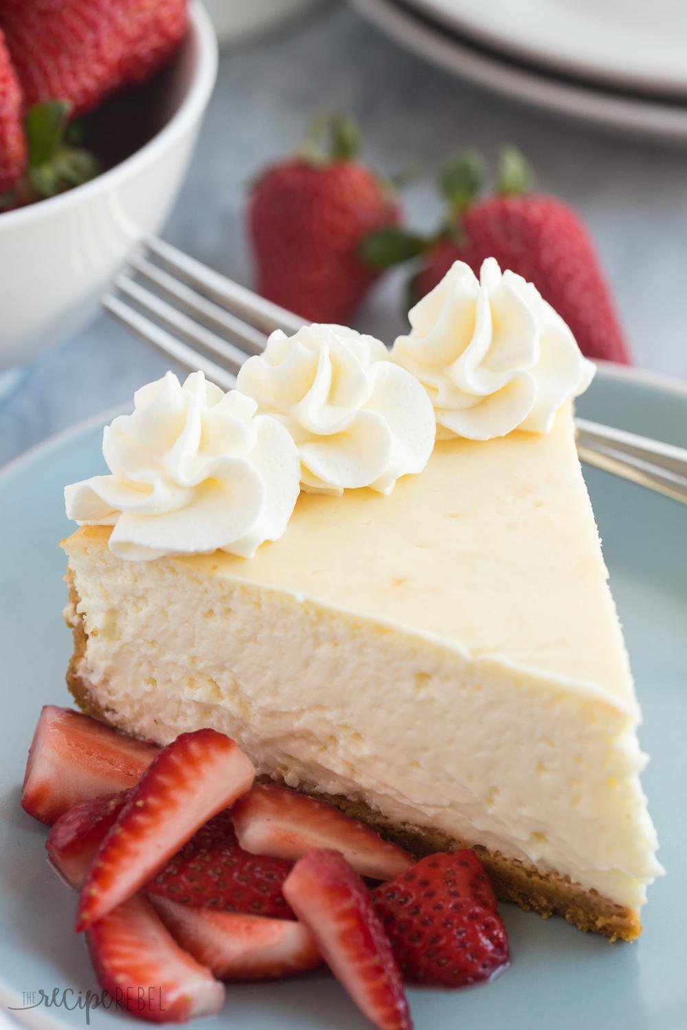 what type of cream cheese for cheesecake