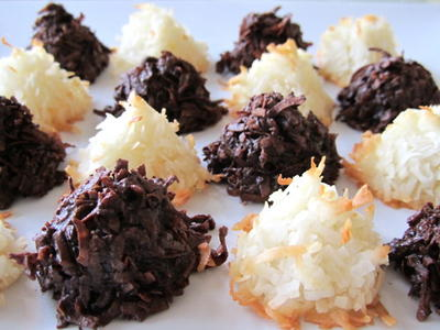 Tropical Coconut Macaroon Recipe