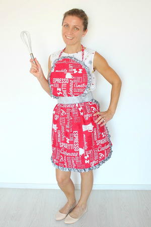 photograph regarding Free Printable Apron Patterns called AllFreeSewing - 100s of Cost-free Sewing Habits