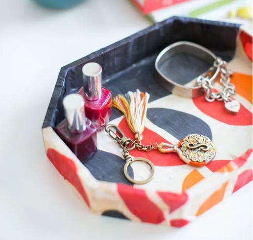 Modern DIY Jewelry Tray