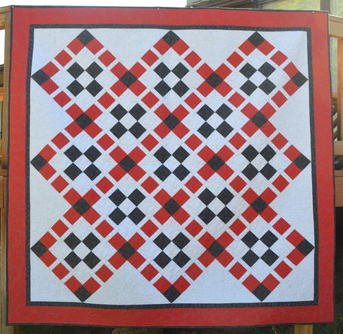 Kings Crossing Quilt Pattern