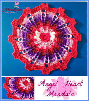 Angel Heart Mandala