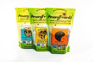 Among Friends Hand-Crafted Baking Mixes