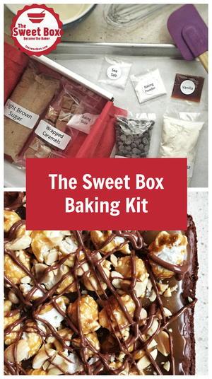 The Sweet Box Baking Kit