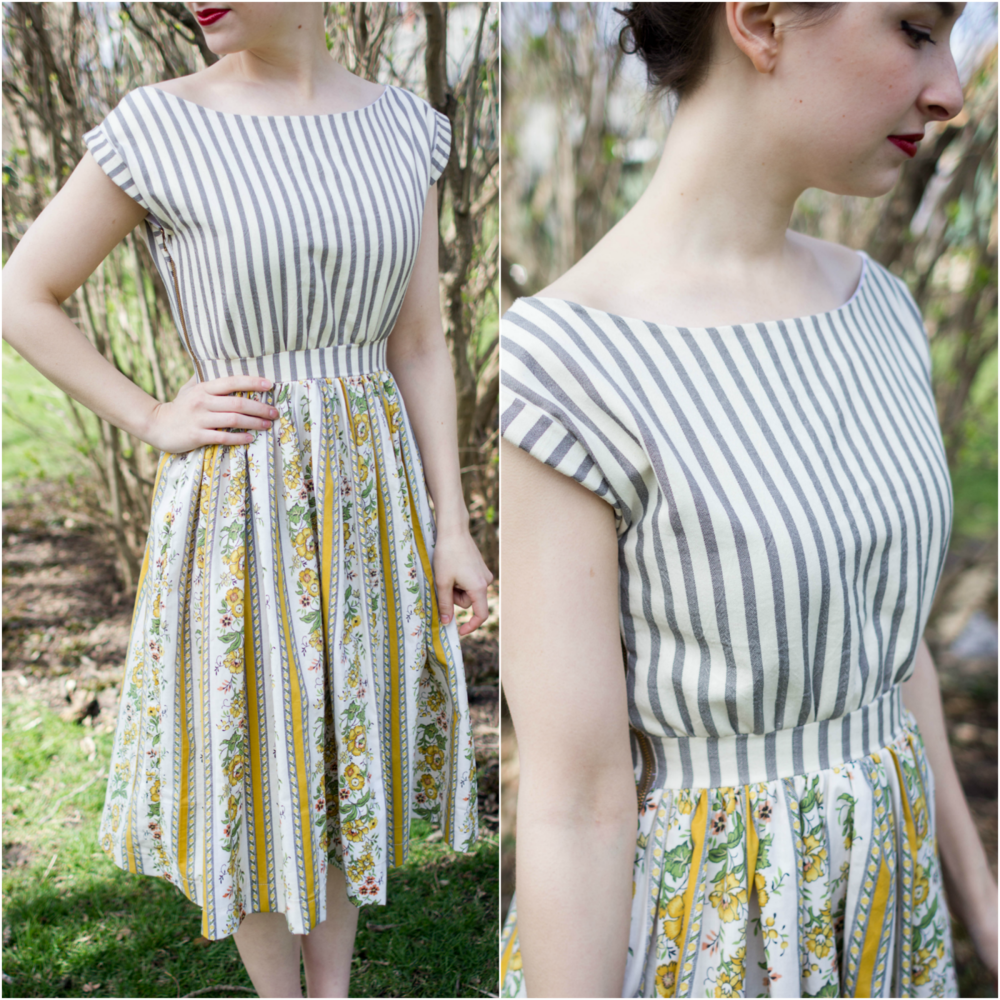 Sunny day diy dress allfreesewing