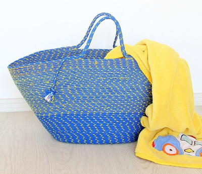 Make Your Own Bag from Rope