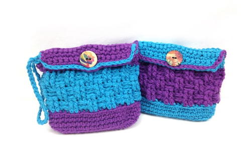 Little Button Bag