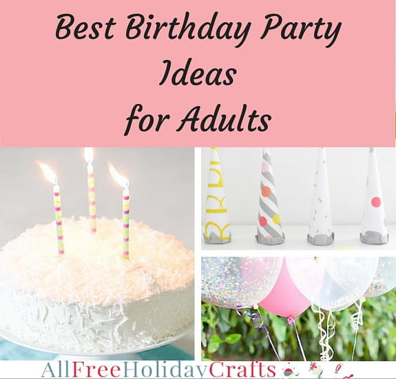 birthday craft ideas for adults best birthday ideas for adults 5950
