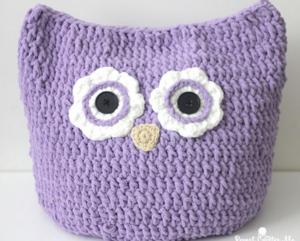 Outstanding 58 Crochet Owls Free Patterns Allfreecrochet Com Dailytribune Chair Design For Home Dailytribuneorg