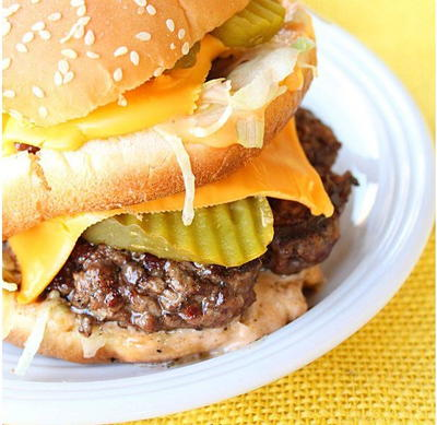 Copycat McDonalds Big Mac Recipe