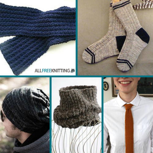 Top 5 Fathers Day Knitting Patterns
