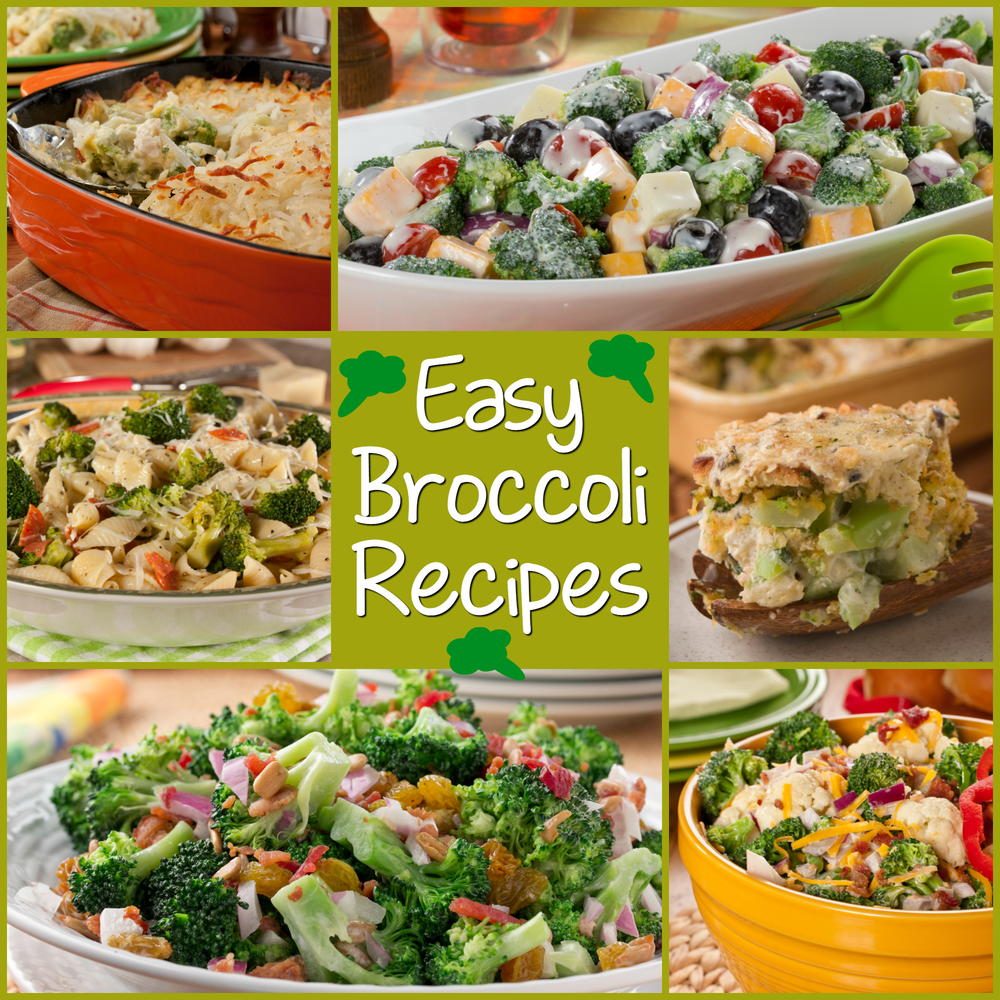 easy side dish recipes incredibly easy broccoli recipes mrfood 30260