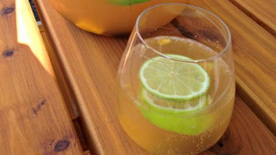 Summer Nights Fruity Sangria Recipe