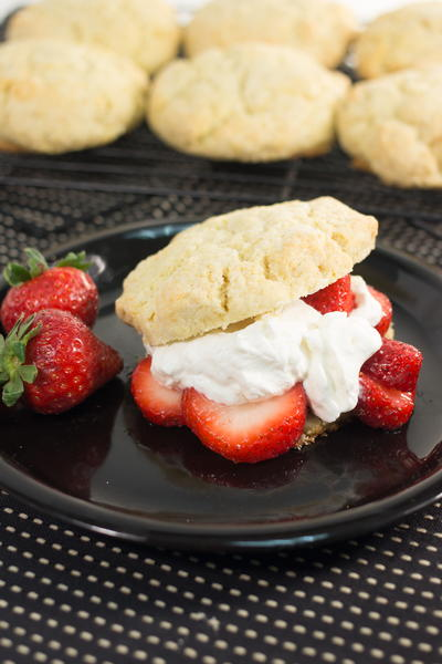 Sweet and Simple Strawberry Shortcake Recipe