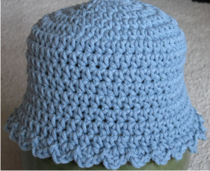 8793d3bd74001 18 Crochet Baby Hat Patterns for Beginners