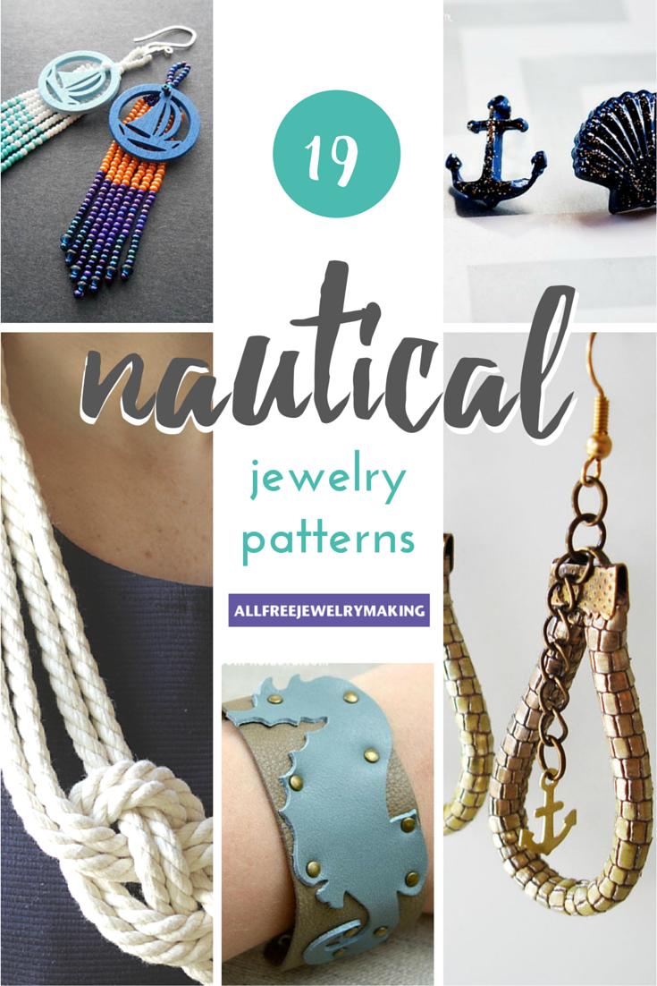 19 Nautical Jewelry Patterns Allfreejewelrymaking Com