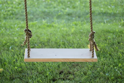 DIY Rope Swing