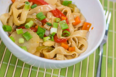 Chinese Noodle Casserole