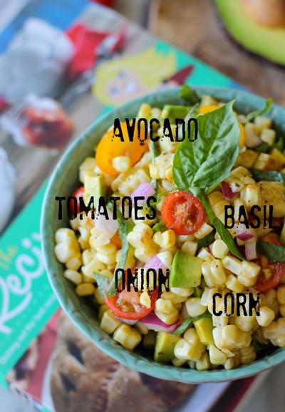 Perfect Country Corn Salad
