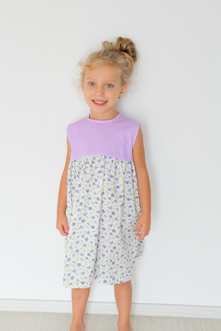 Simple summer dress patterns for women