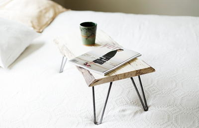 DIY Bed Lap Desk