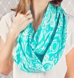 Sew Easy Infinity Scarf