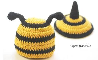 Crochet Bee - Crochet 365 Knit Too | 244x400