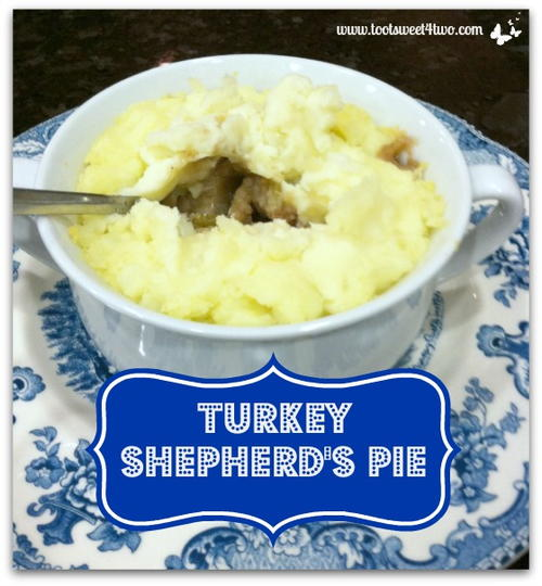 Turkey Shepherds Pie Recipe