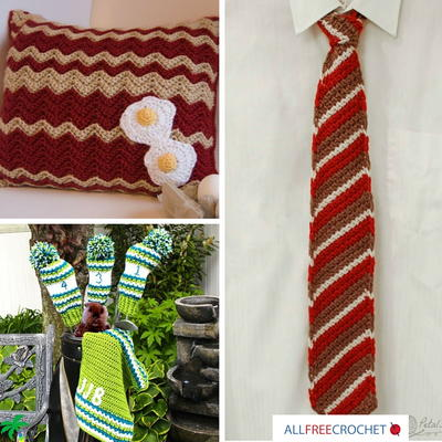 6 Father's Day Crochet Patterns