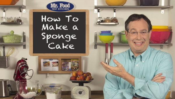 How To Make a Sponge Cake